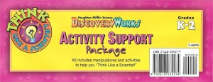 Discovery Works–Activity Support Package Label