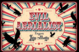 evil aerialist shirt